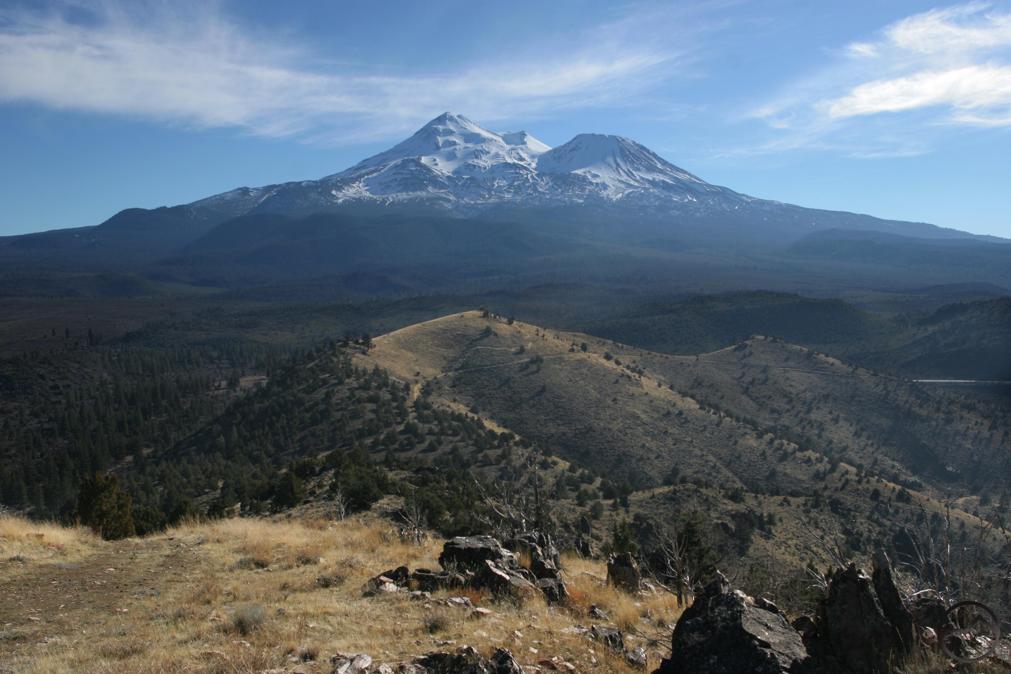 mt shasta summit trail