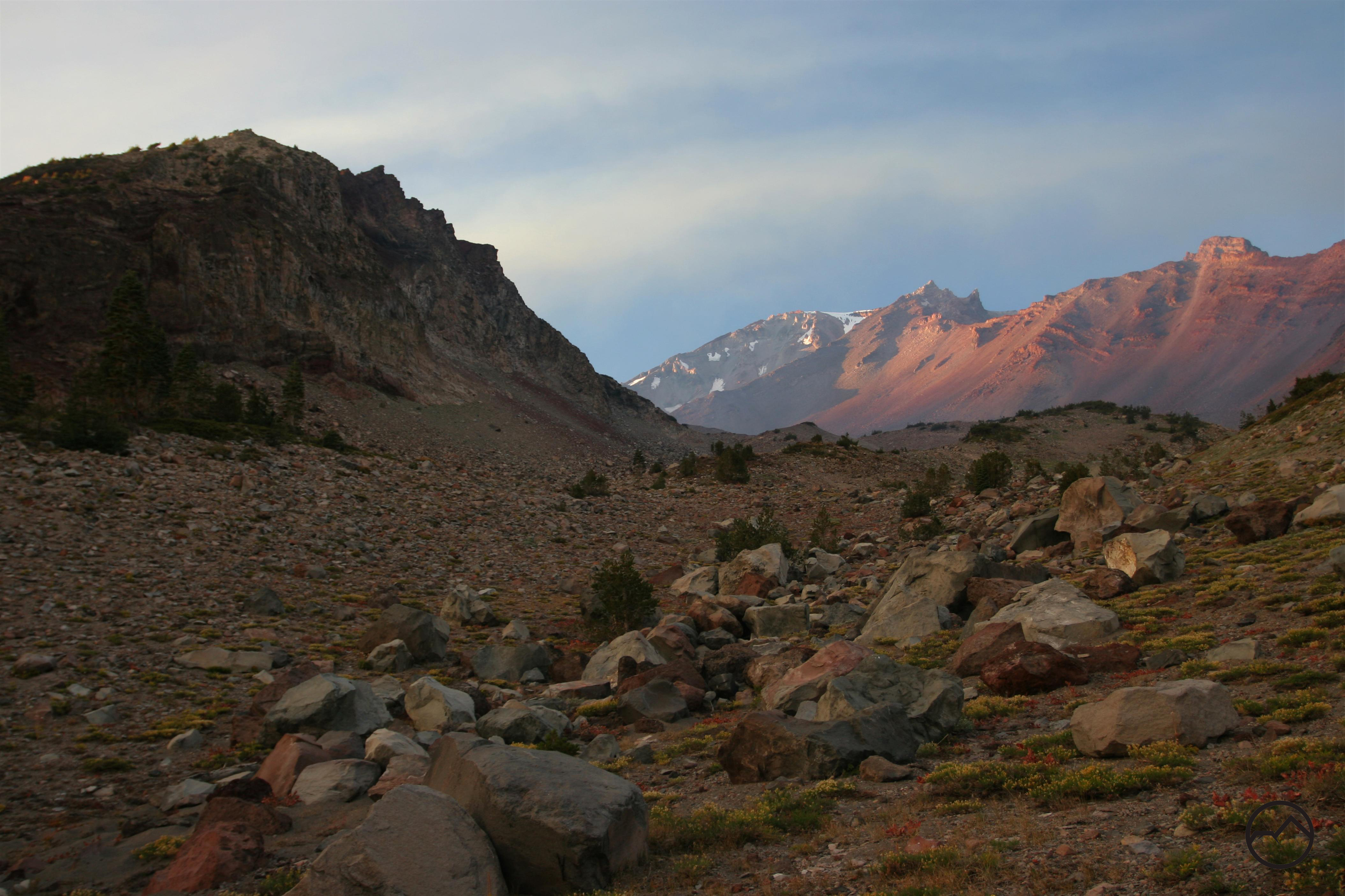 Old Ski Bowl Trail Hike Mt Shasta