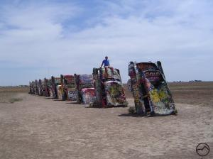g01 Cadillac Ranch copy (Custom)