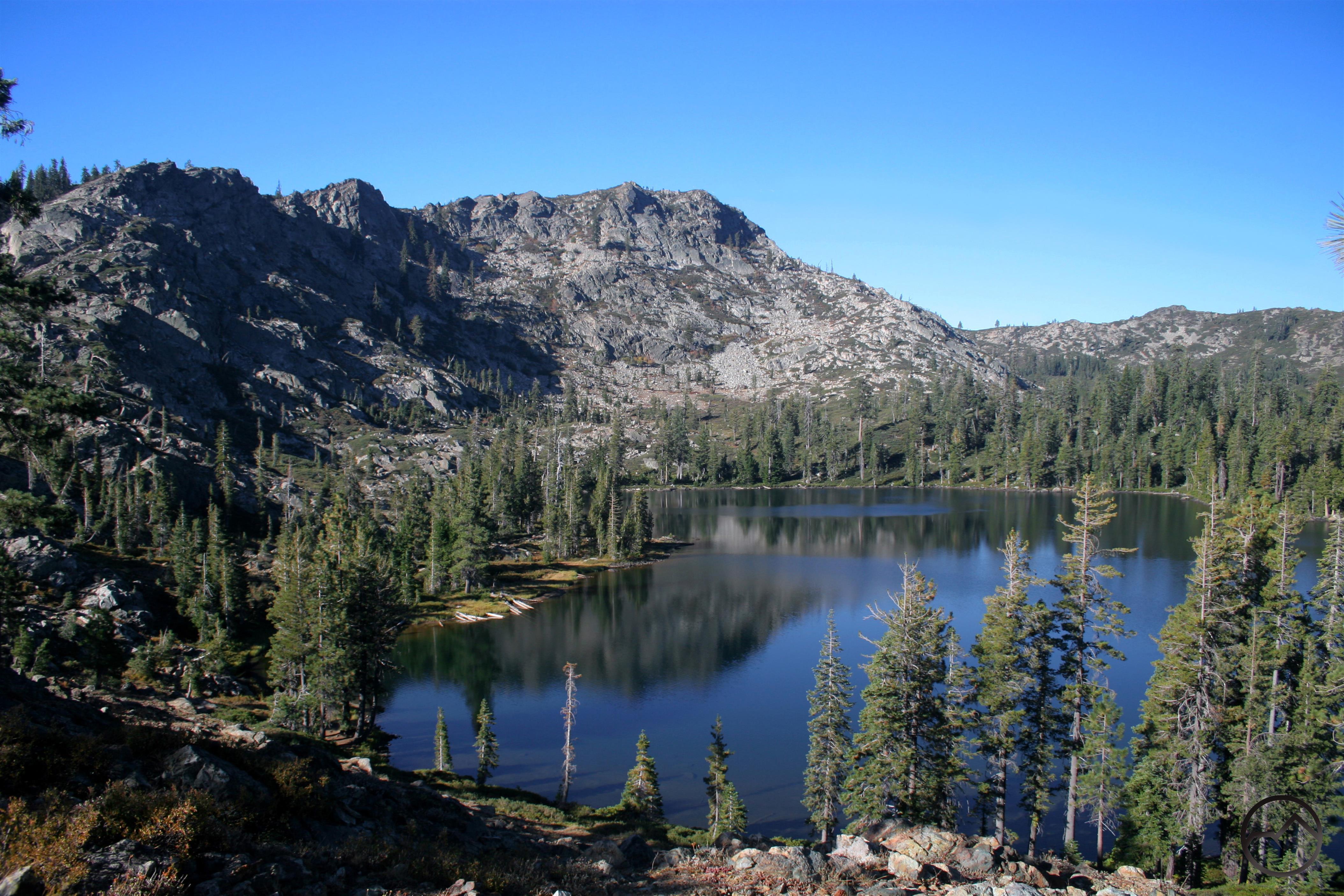 Tamarack lake trail hike mt shasta early morning at tamarack lake publicscrutiny Image collections