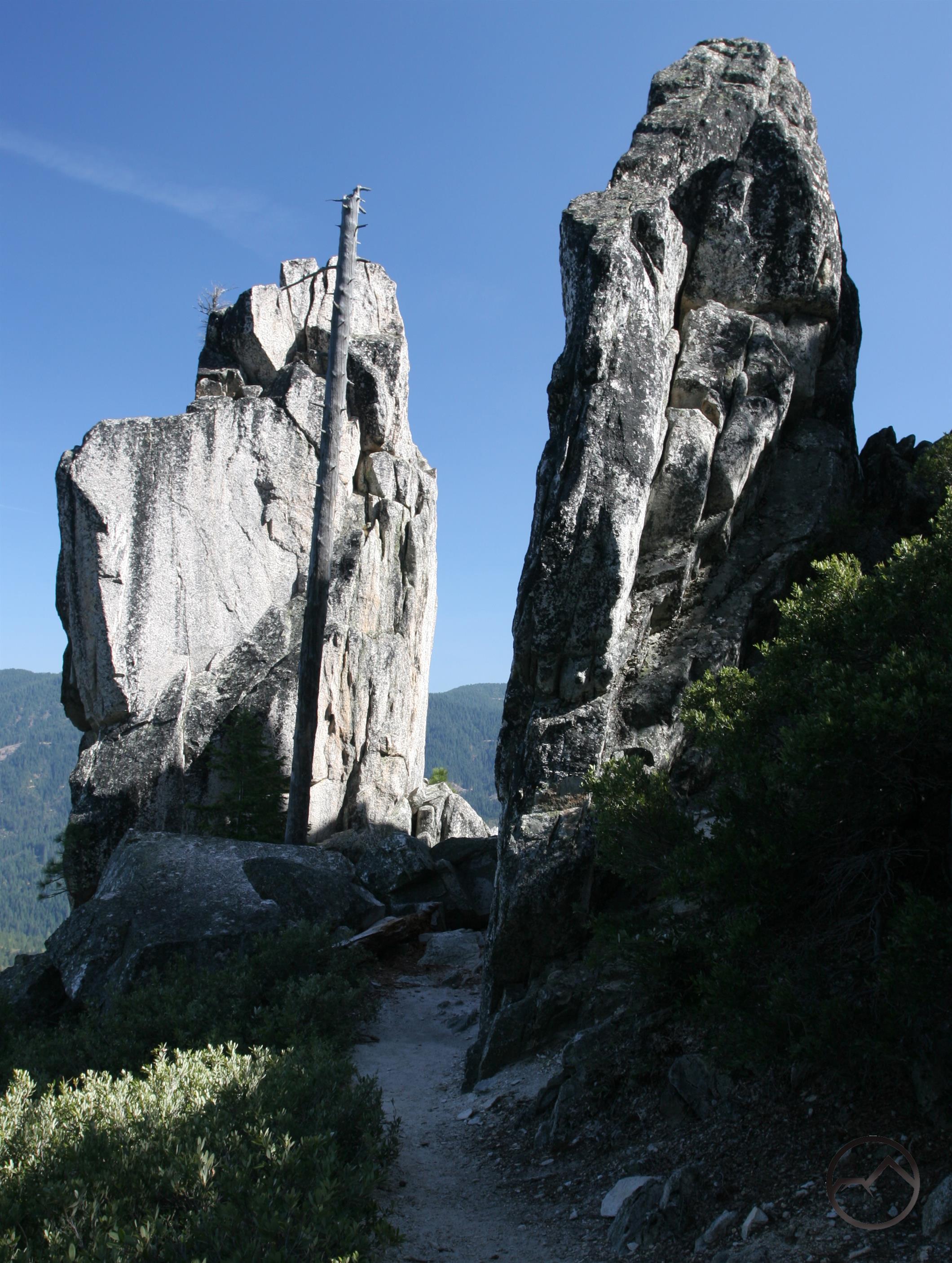 Castle Dome Trail Hike Mt Shasta
