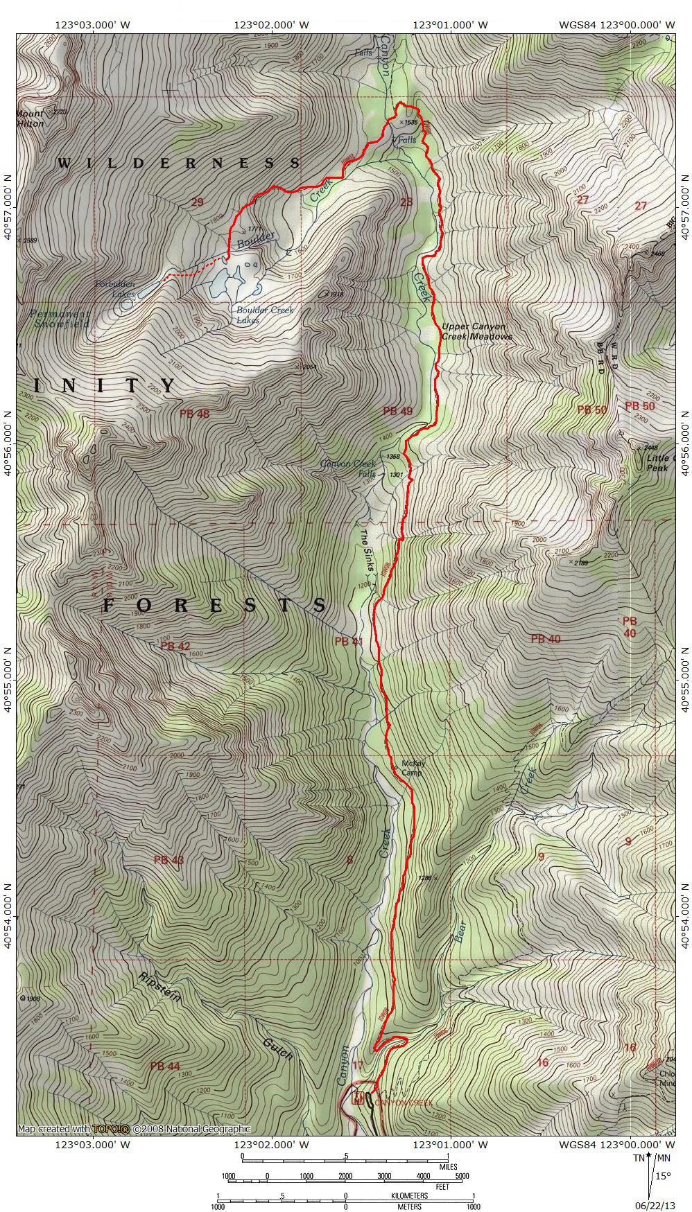 Boulder Creek Lakes Trail | Hike Mt. Shasta