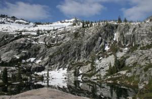 Trinity Alps, Canyon Creek II - May2007 071 copy (Custom)