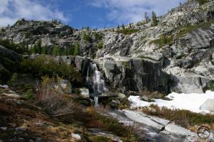 Trinity Alps, Canyon Creek II - May2007 075 copy (Custom)