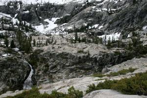 Trinity Alps, Canyon Creek II - May2007 082 copy (Custom)