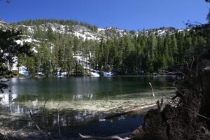 Cliff lake trail hike mt shasta for 300 lake terrace