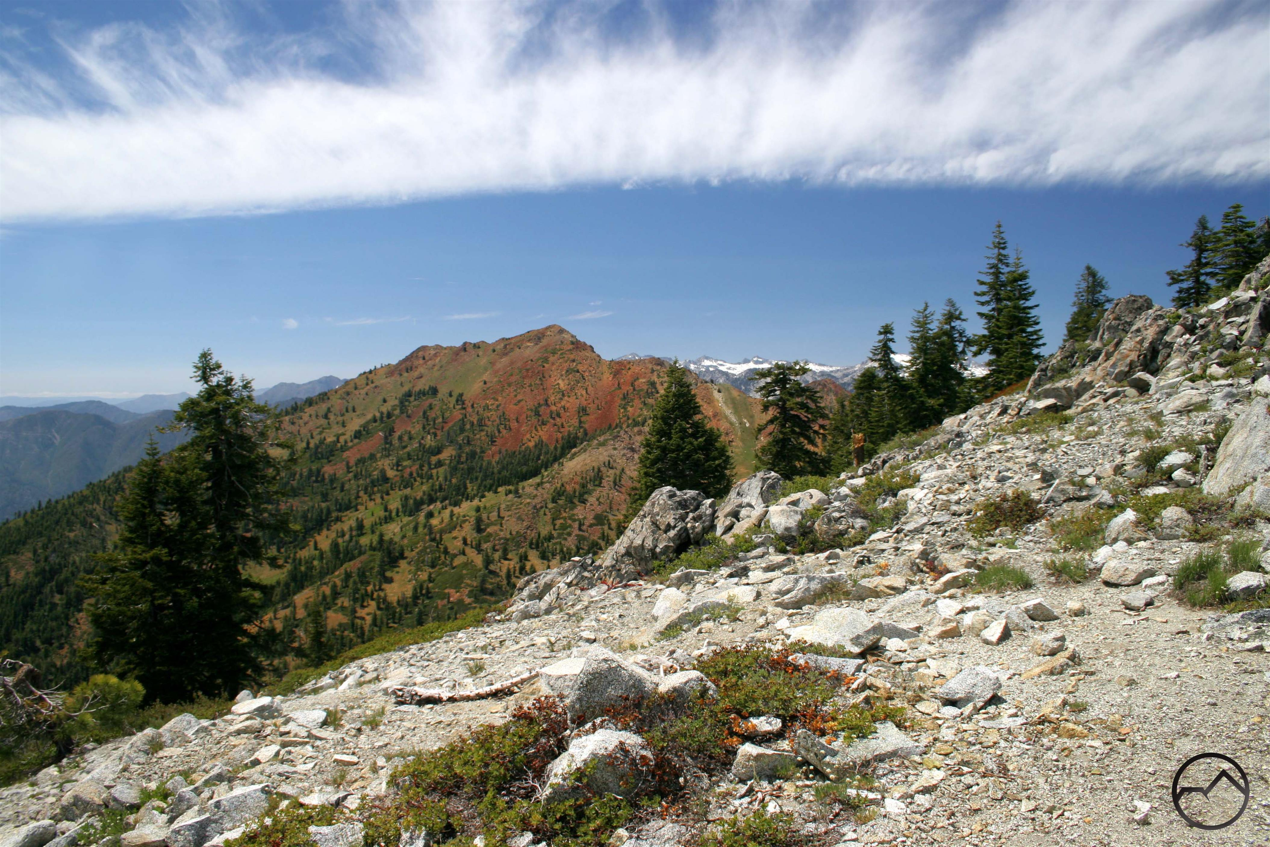 Granite Peak Trail Hike Mt Shasta
