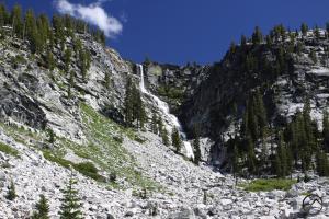Trinity Alps, Grizzly Lake - June2013 058 copy (Custom)