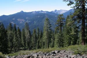 Trinity Alps, Billys Peak Lookout - August2010 003 copy (Custom)