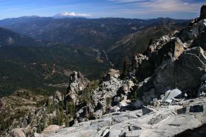 Trinity Alps, Billys Peak Lookout - August2010 014 (Custom)