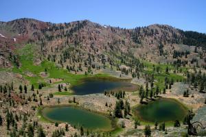 Trinity Alps, East Boulder Lake - June2007 022 copy (Custom)