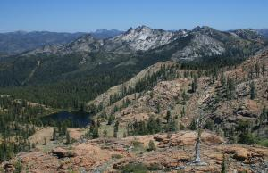 Trinity Alps, East Boulder Lake - June2007 036 copy (Custom)