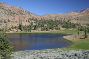 Trinity Alps, East Boulder Lake - June2007 052 copy (Custom)