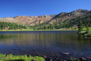 Trinity Alps, East Boulder Lake - June2007 060 copy (Custom)