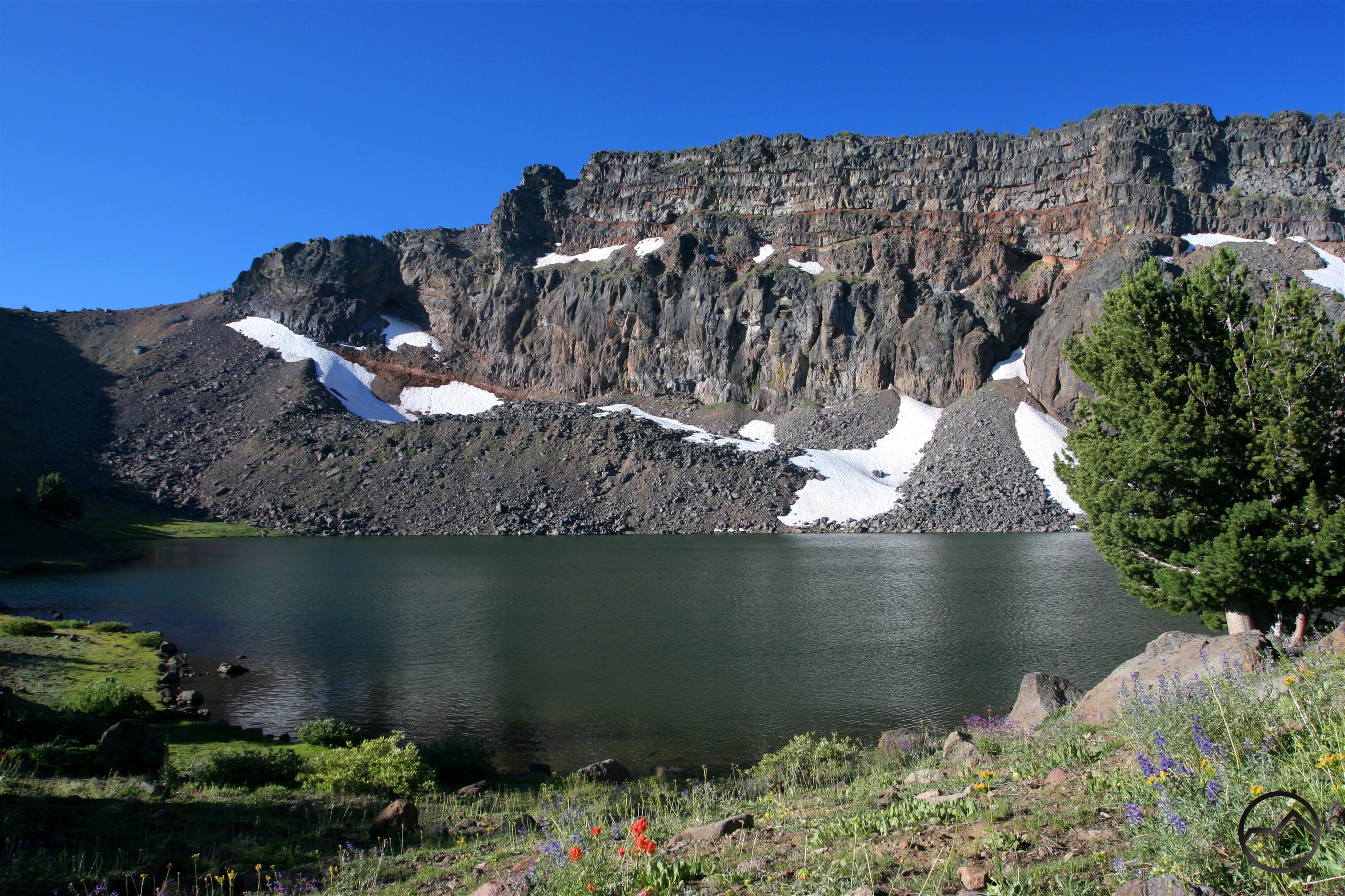 Patterson Lake Via Warner Summit Trail Hike Mt Shasta