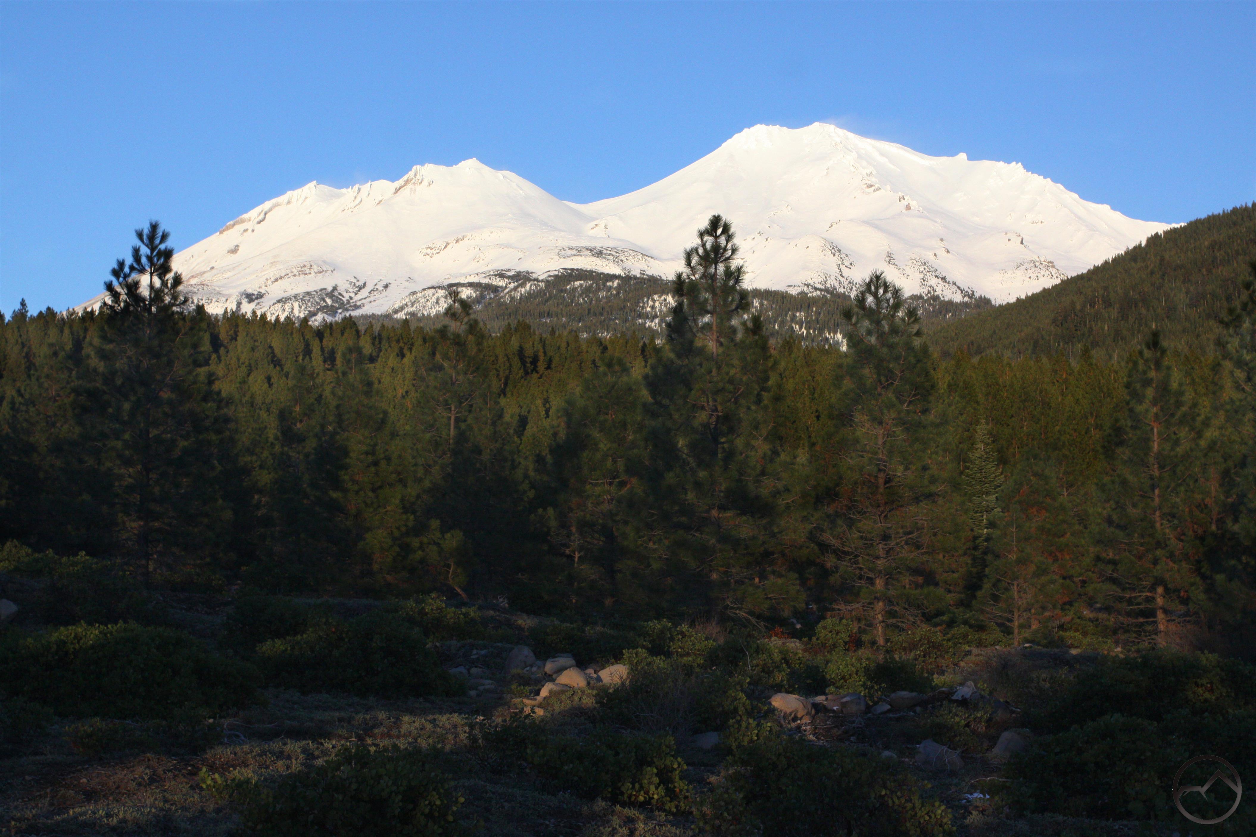 Gateway Trail Hike Mt Shasta