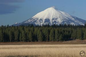 Southern Oregon's Mount McLoughlin