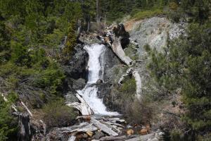 Upper Wagon Creek Falls