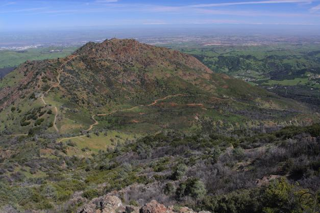 Coast Range South, Mt. Diablo - March2016 044 (Custom)