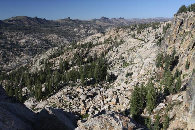 Sierra Nevada South, Emigrant Wilderness - Aug2016 247 (Custom)