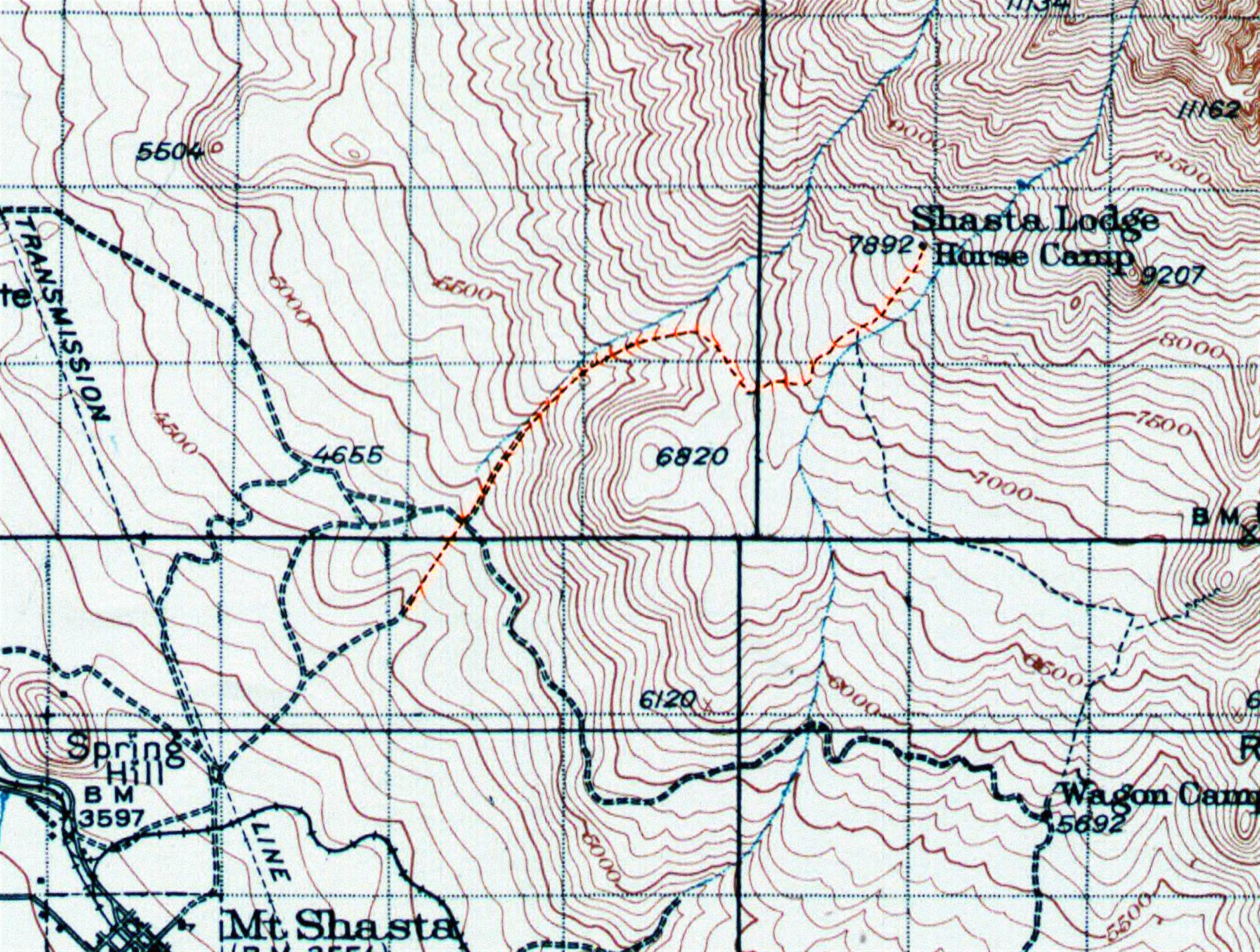 Gateway Trail Phase Ii Proposal Review Hike Mt Shasta